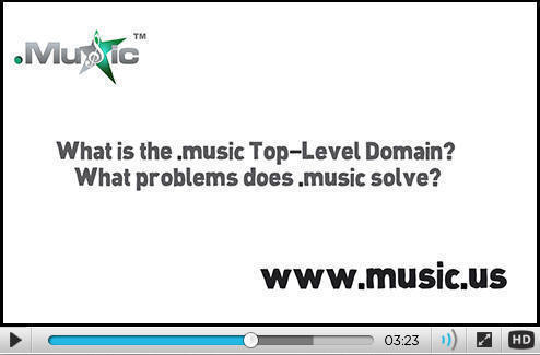 What is the .MUSIC Mission and Purpose? What problems does it solve?