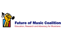 <h3>Future of Music Coalition (FMC)</h3>FMC is is a non-for profit organization mainly dedicated to the music community that works to ensure that diversity, equality and creativity drives artist engagement with the global music community.