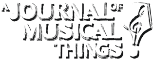 A-Journal-Of-Musical-Things