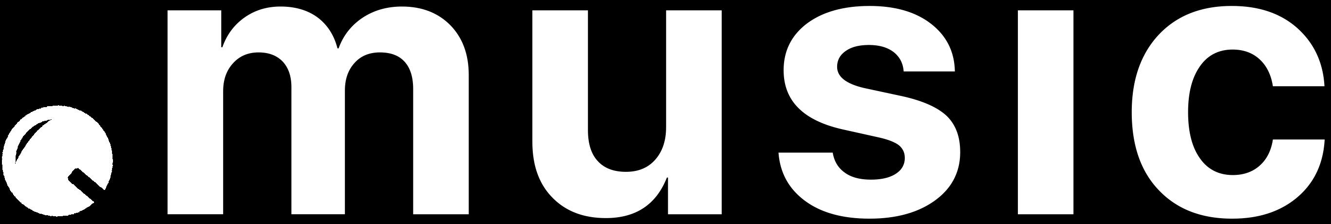DotMusic-Logo-White-black-bg